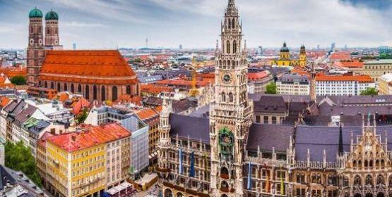 5 thành phố đắt đỏ nhất nước Đức