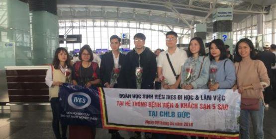 Cơ hội học và làm việc '5 sao' tại Đức dành cho học sinh Việt Nam