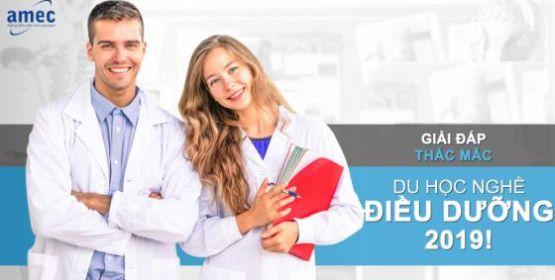 Giải mã thắc mắc du học nghề Điều Dưỡng Đức 2019