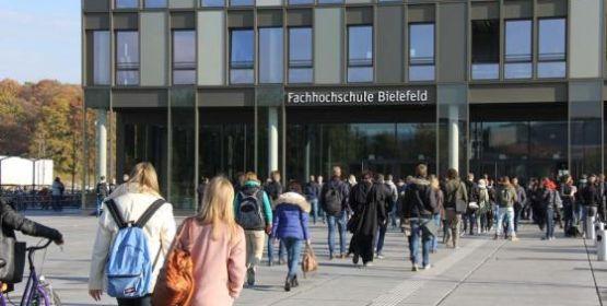 Các trường đại học khoa học ứng dụng Fachhochschulen ở Đức