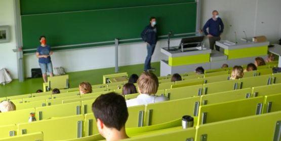 Các sinh viên EU chuyển sang Đức như một điểm đến học tập hàng đầu hậu Brexit